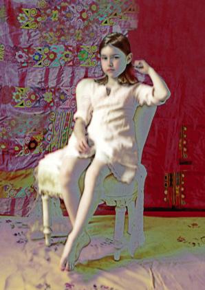 Nyima 601, 2013, Pigmentdruck auf Leinwand, 90 x 130 cm